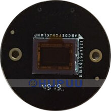 HS781FS327-D30 IMX385 + EN781F 2MP 1080P 50fps 60fps 3G-SDI HD-SDI Analog CMOS starlight camera module Dual 30mm Round board