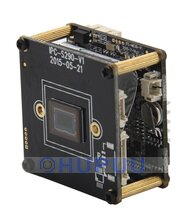 """IPCB-3516DS327-D29 1/2.8"""" SONY Starlight WDR IMX327 + ARM A7 Starlight Security CCTV HD Camera Module board 2MP 1080P H.265"""