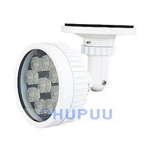CCTV 9pcs Laser IR LED illuminator Light CCTV IR Infrared Night Vision For HD Surveillance Camera 20m 60m 100m distance