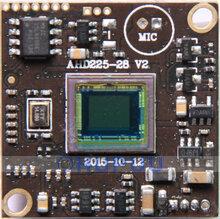 "A2CB-2431HS225-28 1/3"" Sony IMX225 + NVP2431 CMOS BOARD 1.3MP CCTV 28mm AHD Analog CAMERA Module board"