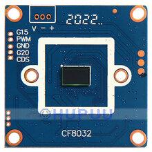 "1/2.9"" C80 FH8536H AHD 1080P 2MP Security CCTV Camera Module Board 32mm"