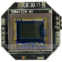 "ACCB-8550MS224 1.3MP 1/3"" Sony IMX224 + FH8550M AHD PAL 17mm 3.3V-5V Camera Module board"