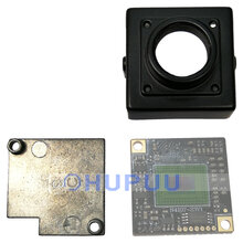ACH-23DR-M12P Mini Metal camera housing M12 Pinhole lens holder for 23mm camera boards