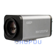 "1/2.8"" Sony IMX327 2MP HDMI SDI Starlight 1080P 20X optical zoom Box Camera"