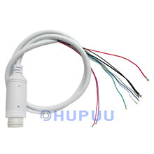 CBW-OBP-POE power tail cable for ip poe 48v camera module with buildin POE module, Support POE 48V power supply