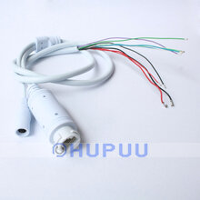 CBW-OBP-POE-DC power tail cable for ip poe 48v camera module with buildin POE