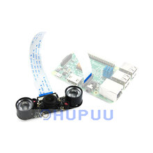 5MP OV5647 CSI Camera Module 130 Degree with IR LED for raspberry pi 4B 3B 2B B+