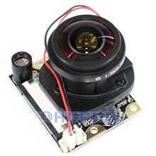 5MP OV5647 CSI Camera Module 175 Degree Lens Auto switch IR-CUT filters for raspi raspberry pi 4B 3B 2B B+