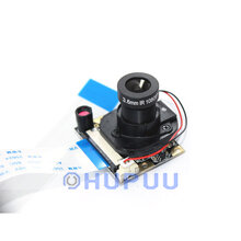 5MP OV5647 CSI Camera Module 72 Degree Lens Auto switch IR-CUT filters for raspi raspberry pi 4B 3B 2B B+