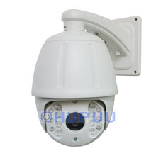 "HDC616X 7"" PTZ Dome Camera 4 in1 AHD TVI CVI CVBS 2MP IMX323 150m IR 18X/33X optical zoom"