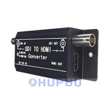 2MP 4MP 4K@15FPS SDI to HDMI Converter with Loop output