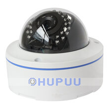 IPC35 H.265 4K 8MP 12MP Security CCTV Dome IP Camera 5mm Focal length 30m irradiation Distance