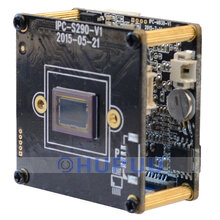 "IPCB-3516AS327-D29 1080P 50fps 1/2.8"" 2MP Sony IMX327 Hi3516A IP Starlight Security CCTV HD Camera Module board"