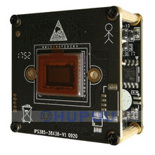 "IPFB-3516KS385-D29-CA intelligent face capture 1/2"" Sony Starlight IMX385 + HI3516AV200 2MP 1080P CCTV  IP CAMERA module Board"
