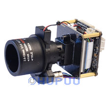 "IPCM-3516DS385-D29-AZ3611 1/2"" 2MP Sony IMX385 + HI3516D CMOS Starlight Night Vision IP Camera Module 3.6-11mm Auto Zoom Lens"
