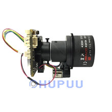 "IPCM-3516XS327-AZ3015 1/2.8"" 2MP 1080P Sony IMX327 + HI3516CV300 2.7-13.5mm Auto Zoom Starlight Security CCTV HD Camera Module board"