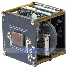 "IPFB-3516DS327 1/2.8"" 2MP 1080P Sony IMX327 Hi3516D H.265 Face capture IP Starlight Security CCTV HD Camera Module board"
