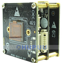 "IPFB-3516FS385-CC intelligent face capture comparison 1/2"" Sony Starlight IMX385 Hi3516CV500 2MP 1080P CCTV IP CAMERA module Board"