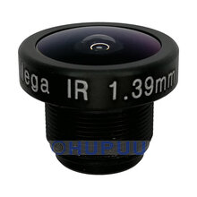 "LB139B 1.39mm Focal Length 185 Degree F2.0 FIXED IRIS 1/2.7"" CCTV Lens 5.0 Megapixel FIXED LENS M12"