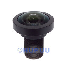 "HD 6Megapixel 0.95mm Lens 195degree Wide Viewing Fisheye Action Sport Camera lens 1/2.7"" 1/3"" Format"