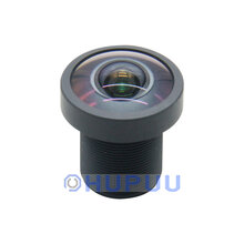 "LF2.72-M12-14MP-F2.5 14MP 2.72mm Lens DFOV 182degree M12 Wide angle Camera lens for 1/2.3"" IMX377 IMX477 1/2.5"" IMX274"