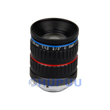"LF25-C-5MP-F1.2 2/3"" 5MP 35mm focal length F1.2 C mount Camera lens"