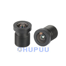 "LF3.56-M12-16MP 1/2.3"" 3.56mm folcal length 16MP M12 lens with 650nm IR-CUT filter Φ7.86mm F2.5"