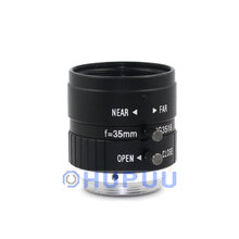 "35mm F1.8 2/3"" 5MP Manual IRIS FIXED Focal length CCTV LENS C Mount Type For CCTV Camera"
