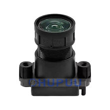 "LF4-M12-F1.0 Night Vision F1.0 4mm 4MP 1/2.7"" M12 Mount Fixed Security CCTV Camera Lens"