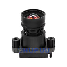 "LF6-M12-F1.0 Night Vision F1.0 6mm 4MP 1/2.7"" M12 Mount Fixed Security CCTV Camera Lens"