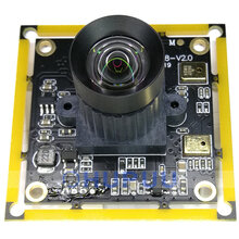 "1/2.8"" Sony IMX291 Starlight USB UVC Camera board with Audio MJPEG YUY2 H.264 (2MP, IMX291)"