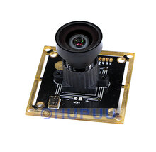 "1/3.2"" Sony IMX179 8MP USB3.0 Camera board YUY2 MJPEG M12 Lens (8MP, IMX179)"