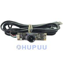 "1/2.8"" Sony IMX307 1080P USB UVC strip Camera board 95 degree 60mm 15.5mm MJPEG YUY2"