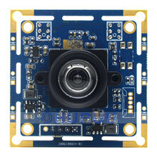 1080P 2MP Global Shutter Color USB Camera Module YUY2 USB2.0 100fps MJPEG
