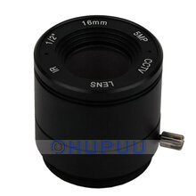 "LF16-CS-5MP-F2-IR 1/2"" 16mm focal length 5MP F2.0 CS mount IR correct Lens"