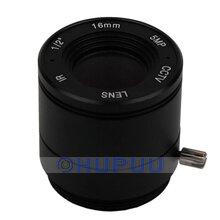 """LF16-CS-5MP-F2-IR 1/2"""" 16mm focal length 5MP F2.0 CS mount IR correct Lens"""