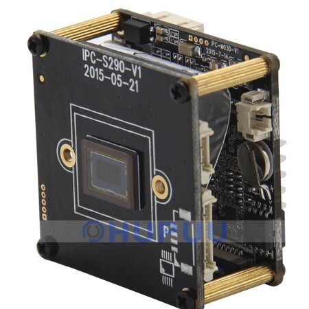 "IPCB-3516DS327-D29 1/2.8"" SONY Starlight WDR IMX327 + Hi3516D  Starlight Security CCTV HD Camera Module board 2MP 1080P H.265"