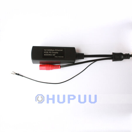 CBB-OBP-POE-DC power tail cable for ip poe 48v camera module with buildin  POE