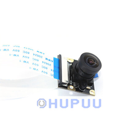 5MP OV5647 CSI Camera Module 160 Degree Board for raspi raspberry pi 4B 3B 2B B+ 25x24mm