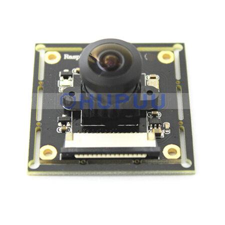 5MP OV5647 CSI Camera Module 160 Degree Board RGB output for raspberry pi 4B 3B 2B B+ 38x38mm