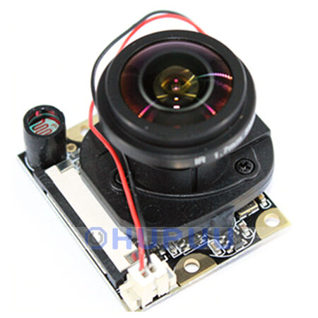 5MP OV5647 CSI Camera Module 175 Degree Lens Auto switch IR-CUT filters for raspi raspberry pi 4B 3B 2B B+