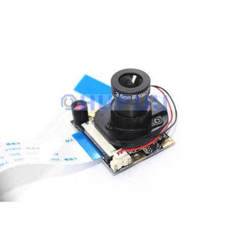5MP OV5647 CSI Camera Module 72 Degree Lens Auto switch IR-CUT filters for raspi raspberry pi 4B 3B 2B B+