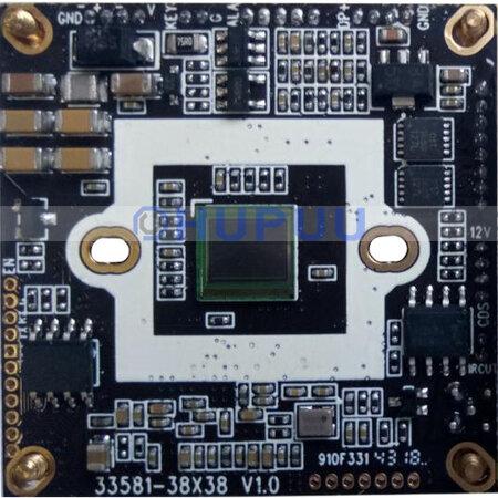 "HS33581-SH6 1/2.8"" Sony CMOS IMX335 + EN781 5MP 1440P@30fps 1944P@20fps 3G-SDI EX-SDI AHD CVI TVI HD-SDI Analog Starlight Security CCTV HD camera module board"