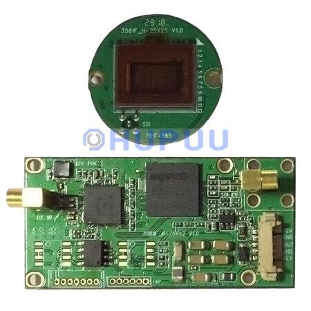 IMX385 + EN781 2MP 1080P 50fps 60fps 3G-SDI HD-SDI Analog CMOS starlight medical endoscope camera module