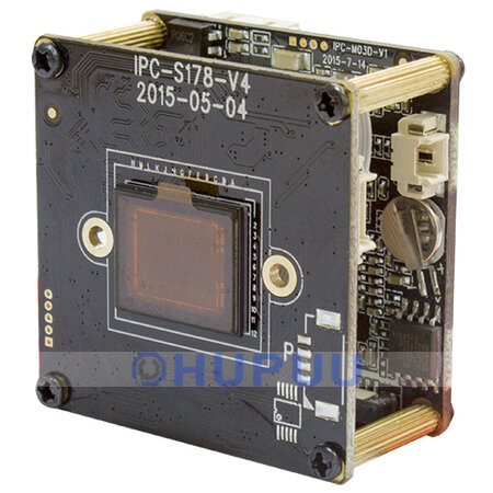 "1/1.8"" SONY Starvis IMX178 + Hi3516A CMOS BOARD 5.0 MegaPixel H.265 IP CAMERA (IMX178, 5MP, H.265) (IMX178, 5MP)"