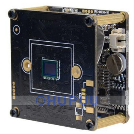 """IPCB-3516AV510-D29 1/2.7"""" OmniVision PureCel OS05A10 + Hi3516A CMOS BOARD 5.0 MegaPixel Real-Time FOR CCTV IP Camera (5MP, OS05A10)"""
