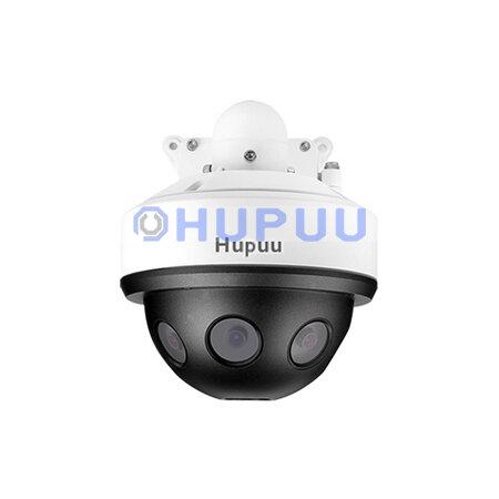 24MP 8-Sensor 360° Panoramic IP Camera