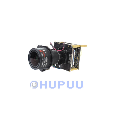 "IPCM-3516AS327-D29-AZ0722 1/2.8"" 2MP 1080P Sony WDR Starvis IMX327 + HI3516A IP 7-22mm Auto Zoom Starlight Security CCTV HD Camera Module board"